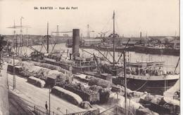 NANTES. -  Vue Du Port - Nantes