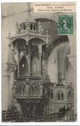 """Carte Postale Vitre """" Chair De L' église St Martin """" - Vitre"""