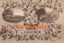 83 FAYENCE FL UN BONJOUR SPLENDIDE - Fayence