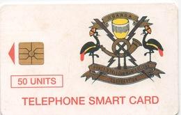 Ouganda : Telephone Smart Card 50 Units