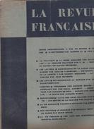 LA REVUE FRANCAISE 13 09 1931 - CRISE ANGLAISE - MONT CORNILLET - SAINTE ODILE - NIETZSCHE - EDITION - MUSIQUE - ARTS - Newspapers