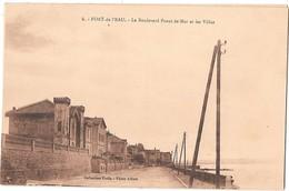 FORT-de-L'EAU -- Le Boulevard Front De Mer Et Les Villas - Algérie
