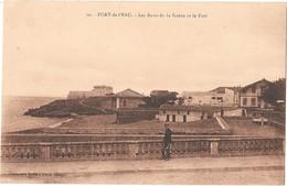 FORT-de-L'EAU -- Les Bains De La Sirene Et Le Fort - Algérie