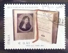 2003 BERNARDINO RAMAZZINI 0,41 €   USATO - 6. 1946-.. Repubblica