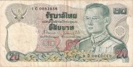 THAILANDE   20 Baht   ND (1981)   P. 88 - Thaïlande