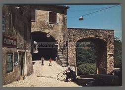 A1137 BOCCHIGNANO PIAZZA S. GIOVANNI ANIMAZIONE BICICLETTA CAMPARI RIETI - Italia