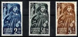 Sahara Español Nº 94/96 En Nuevo - Sahara Español