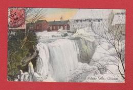 Ottawa  -  Rideau Falls - Ottawa