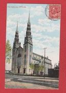 Ottawa  -  The Basilica - Ottawa