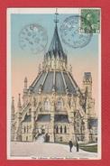 Ottawa  -  The Library Parliament Buildings - Ottawa