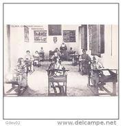CDZTP4498CPA-LFTMD6233TESC.Tarjeta Postal DE CADIZ.Edificios,niños,escuela En El SANATORIO MARITIMO En CHIPIONA - Escuelas