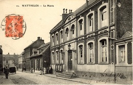 Wattrelos ( 59 ) La Mairie - Wattrelos