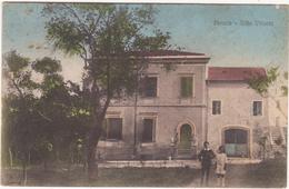 N 212 - FORMIA LATINA VILLA VITTORIA ANIMATA 1900 CIRCA - Altre Città