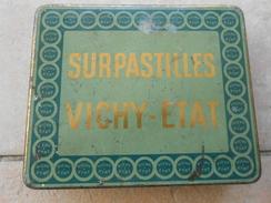 Boîte Métal Surpastilles Vichy-Etat - Dozen