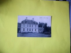 Cpa    LIGUEIL.  Chateau D'Epigny - Francia