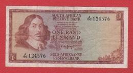 Afrique Du Sud  --  1 Rand  -  état  TTB - Afrique Du Sud