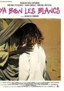 CPM GAUMONT Présente: Y A BON LES BLANCS Film De Marco FERRERI Affiche De G. SCHLOSSER - Affiches Sur Carte