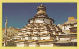 China - The Palkor Monastery, Gyangzê County Of Tibet - Tibet