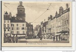 Thionville  Place Du Marché - Thionville