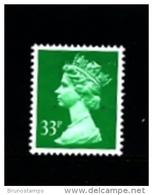 GREAT BRITAIN - 1990  MACHIN  33p.  PCP  MINT NH  SG X984 - Machins