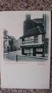 CPA LONDON OLD CURIOSITY SHOP LINCOLNS INN ED STENGEL - London