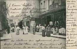 MOUY - Rue Gambetta - Mouy