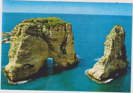 ASIE,ASIA,LIBAN,LEBANON, BEYROUTH,BEIRUT,Raouché,Raoucheh,grotte - Libano