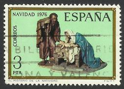 Spain, 3 P. 1976, Sc # 2007, Used - 1971-80 Oblitérés