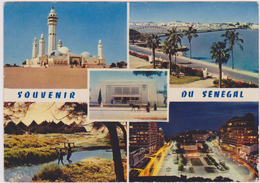 AFRIQUE DE L´OUEST,Sénégal,prés Guinée,PHOTO MONTAGE - Sénégal
