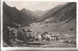 73  Hotel Beausoleil Le Lavancher Vallee De Chamonix Au Fond Le Col De Lbalme - Chamonix-Mont-Blanc
