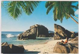 SEYCHELLES,OCEAN INDIEN,EXPLORE PAR VASCO DE GAMA,ile ,LA DIGUE - Seychelles