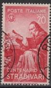 1937 Uomini Illustri Valore Singolo  US - 1900-44 Vittorio Emanuele III