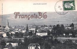 (57) Chateau Salins - Vue Générale - Chateau Salins