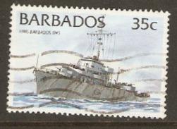 Barbados 1994 SG 1079 H M S Barbados Fine Used - Barbados (1966-...)