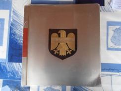 73Ccr Grand Rare Album Complet De 280 Vignettes Cigarettes Armée Allemande 1933 Die Reichswehr Militaria - Libri, Riviste & Cataloghi
