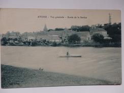 AVOISE- Vue Générale -  Bords De La Sarthe - La Fleche