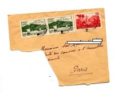 Lettre Cachet ? Sur Eglise Baie  + Fomboni Madagascar Adressé Député - Briefe U. Dokumente