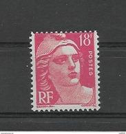FRANCE 1951/ Marianne De Gandon YT 887** Neuf Sans CH.mais DEFAUT Verso Légèrement Défectueux Départ à 1.33 Euros - 1945-54 Maríanne De Gandon