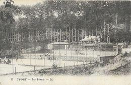 Yport (Seine Inférieure) - Les Tennis - Carte LL N° 27 - Yport