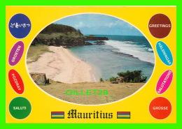 ILE MAURICE, MAURITIUS -  GRIS-GRIS BEACH - CIRCULÉE - - Maurice
