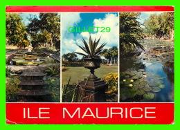 ILE MAURICE, MAURITIUS - LES JARDINS - CIRCULÉE EN 1974 - - Maurice