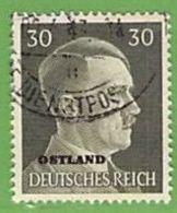 MiNr:14 O Deutschland Besetzte Gebiete II.WK Ostland - Besetzungen 1938-45