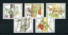 Botswana  Nº Yvert  326/30  En Nuevo - Botswana (1966-...)