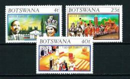 Botswana  Nº Yvert  331/3  En Nuevo - Botswana (1966-...)