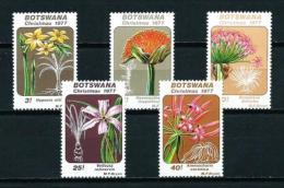 Botswana  Nº Yvert  345/9  En Nuevo - Botswana (1966-...)