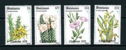 Botswana  Nº Yvert  373/6  En Nuevo - Botswana (1966-...)