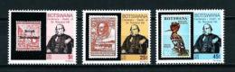 Botswana  Nº Yvert  386/8  En Nuevo - Botswana (1966-...)