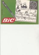 """BUVARD """" BIC """"  DESSIN DE JEAN EIFFEL - Papeterie"""