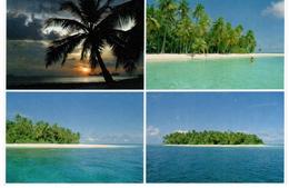 Maldives Islands - Multivues - Views - Maldives