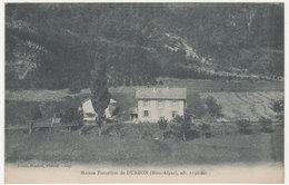Cpa Maison Forestière De Durbon ( Hautes-Alpes ) - France